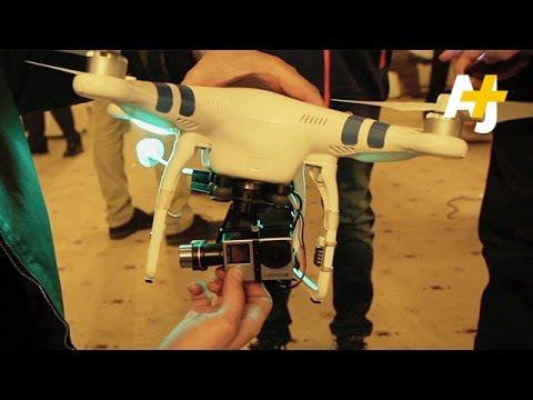 Drones In Action Over Pakistan...Weddings