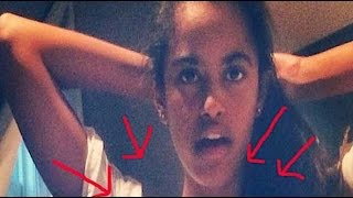 GET OUT! Malia Obama Just EXPOSED Who She Really Is… See The Pic Before It's Deleted!