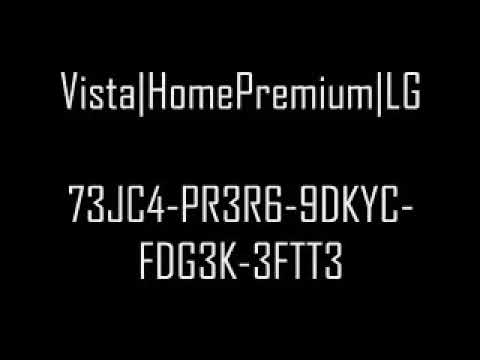 Windows Vista Free Product Keys Working 100% (2014)