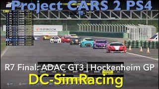 Project CARS 2 PS4 - ADAC GT3 - Hockenheim GP - DC-SimRacing.NL - LIVE
