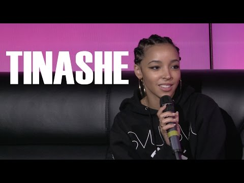 Tinashe Hits 'Hot 97′ For 'All Hands On Deck' / Says Nicki Minaj's Discography Is Better Than Iggy Azalea's