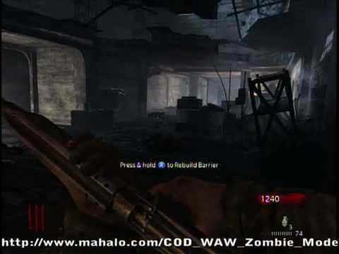Call of Duty World at War - Nazi Zombies