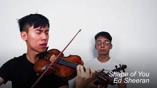 Classical Violin vs Pop Violin