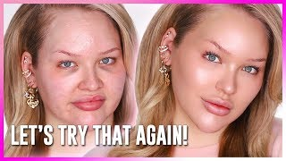 THE NATURAL MAKEUP CHALLENGE VOL. 2!