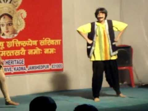 Paanch Rupaiya Baara Aana - dance by deboshruti (role of boy...