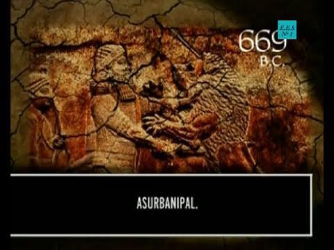 HISTORIA DE MESOPOTAMIA de los orígenes al Imperio Asirio