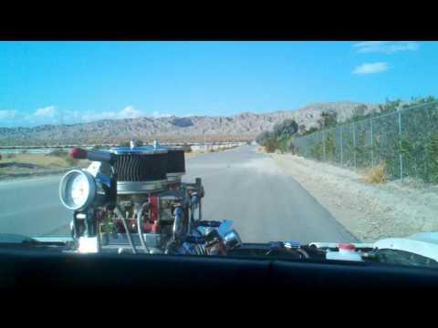 70 Chevelle, 1,300 hp getting sideways