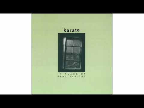 Karate - This Plus Slow Song