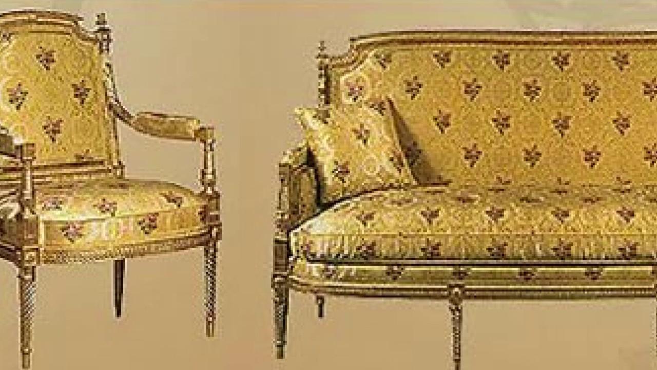 Мебель в стиле ампир своими руками 52
