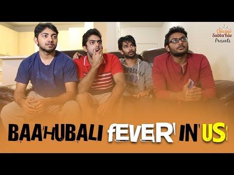 Baahubali Fever In US || Chicago Subbarao thumbnail