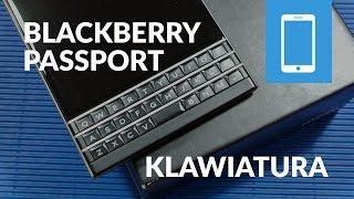BlackBerry Passport Klawiatura PL