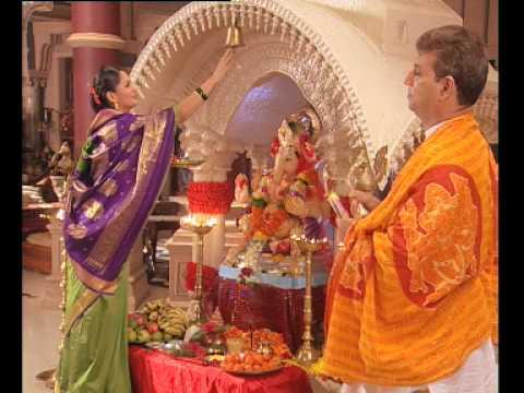 Ganesh Aarti in Marathi
