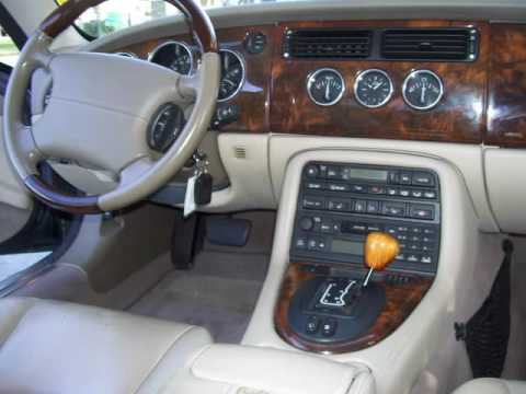 For Sale Used 2001 Jaguar Xj8 With 55k Miles In Ocala Fla