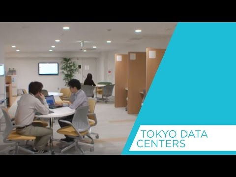 Tokyo Data Centers - TY1, TY2 and TY3