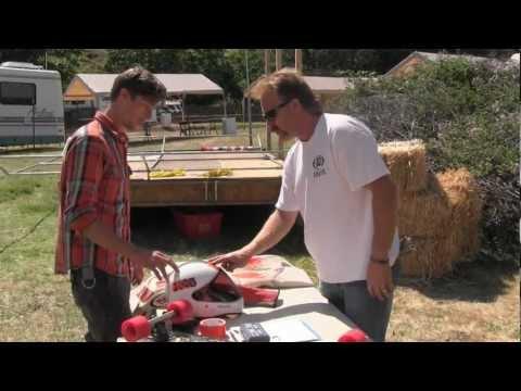 Maryhill Tech Inspection W/Bob Ozman - Push Culture News