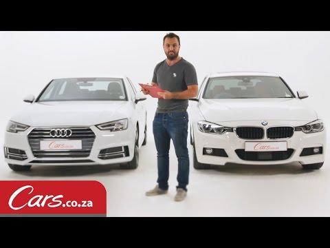 2016 Audi A4 vs BMW 3 Series – In Depth Review & Comparison
