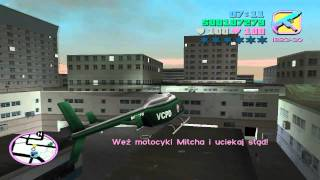 Motocykl Bakera-Misja #28-GTA Vice City (HD)