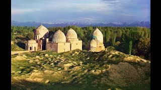 Shakhi Zindeh Mosque in Samarkand - Uzbekistan | Islamic Videos