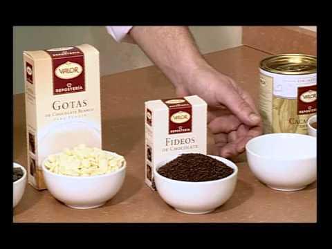 Receta Trufas de Chocolate Blanco