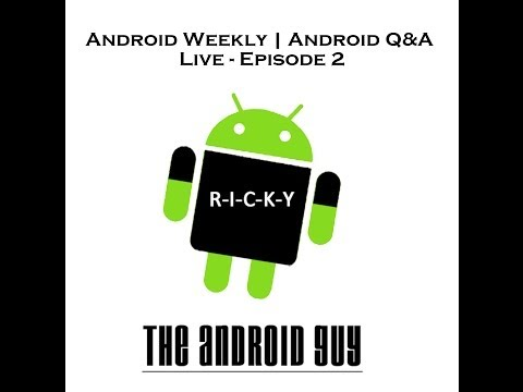Android Weekly & Android Q&A Live Ep 2 - Samsung Q4 2013, Motorla  Monday Deal, Viruses on Android