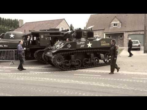 Patton Drivers Pinkstertreffen 2015 Ulbeek