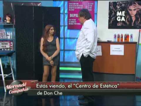 El centro de estética de Don Che en Morandé con Compañía - 15/06/2013 - MEGA