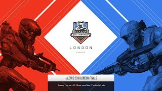 HaloWC 2018 London Finals – Championship Sunday
