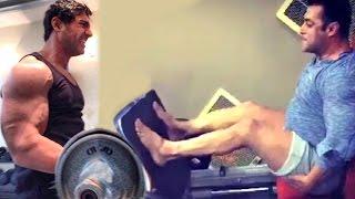 Download All Bollywood Celebs Gym Bodybuilding Workout Videos - Salman Khan,John Abraham,Deepika,Shahid,Alia 3Gp Mp4