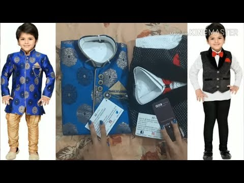 Latest Fashion Trends for Kids 2019|Boys Traditional Dress