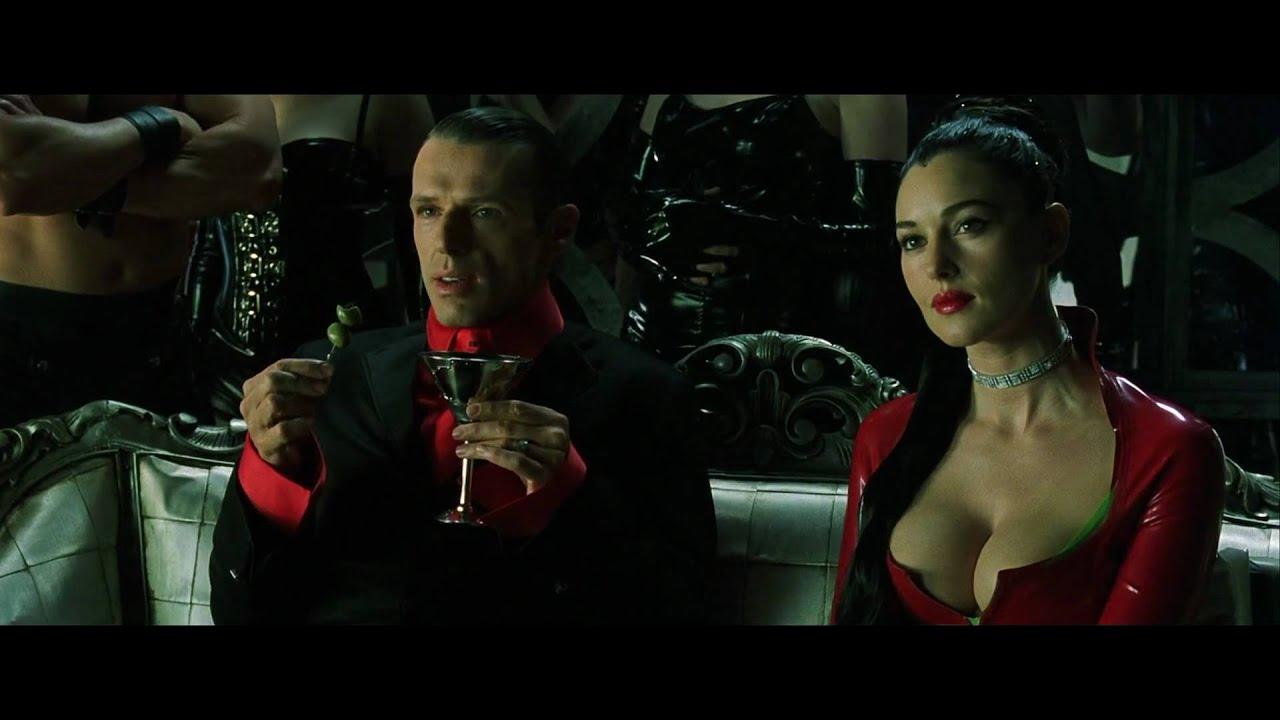 Фильм секс матрица комнате
