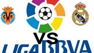 Real Madrid vs Villarreal 2-0 COPE