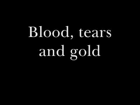 Hurts - Blood, Tears and Gold + lyrics