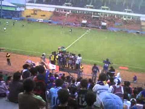 AFC Cup 2012. Arema IPL vs Kelantan FC.3GP