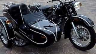 2006 Ural Sidecar Retro Motorcycle At Celebrity Cars Las Vegas