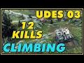 Lagu World of Tanks  Climbing - UDES 03 - 12 Kills - 7K Damage