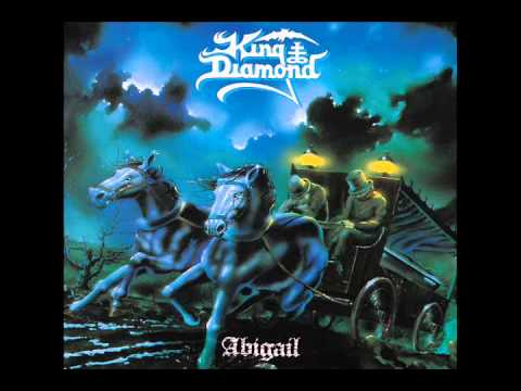 King Diamond - A Mansion In The Darkness