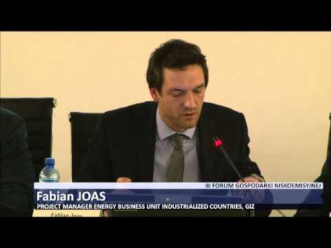 III Forum Gospodarki Niskoemisyjnej - SESJA IV