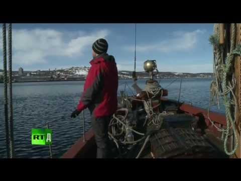 Discovering Russia with James Brown - Murmansk Part 2