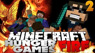 Minecraft Hunger Games Catching Fire 2 - DEATH IS NEAR