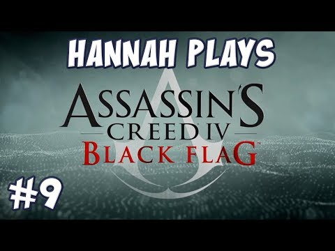 Assassin's Creed 4: Black Flag #9 - Ship. Renovated