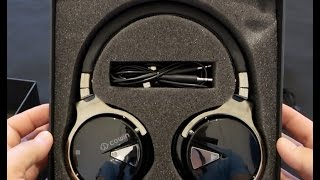 Headphones Cowin E-7 unbox and review   Распаковка и обзор наушников Cowin E-7