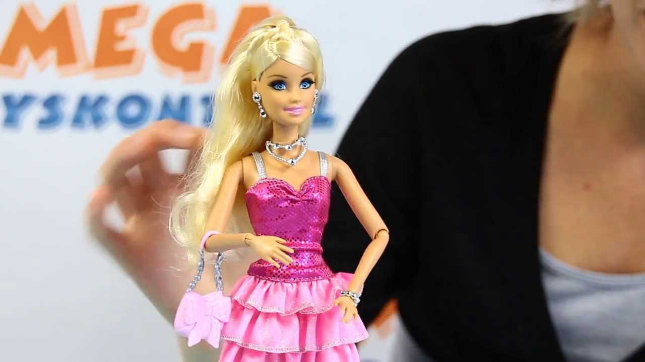 Barbie doll lalka barbie barbie life in the dreamhouse