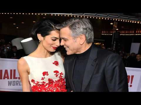 George Clooney reveals the secret to his happy marriage with Amal Clooney