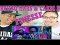 Lagu Bruno Mars - Finesse (Remix) [Feat. Cardi B] REACTION