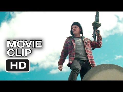 Red Dawn Movie CLIP &#8211; Wolverines (2012) &#8211; Chris Hemsworth Movie HD