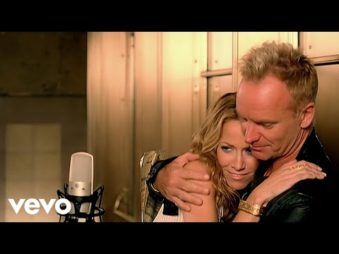 Sheryl Crow - Always On Your Side ft. Sting Video