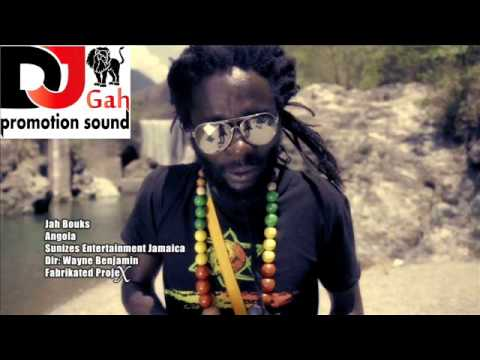 JAH BOUKS - Angola - Reggae Road Block.Radio Showcase   2014