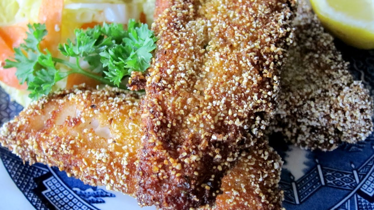 Homemade fried catfish fish fry youtube for Homemade fish fry