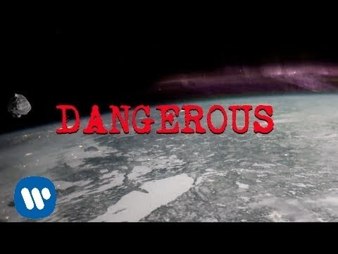 David Guetta - Dangerous (Lyric Video) ft Sam Martin