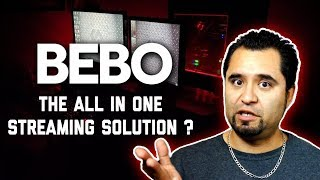 ALL-IN-ONE STREAMING MADE EASY? // Bebo streaming app review!